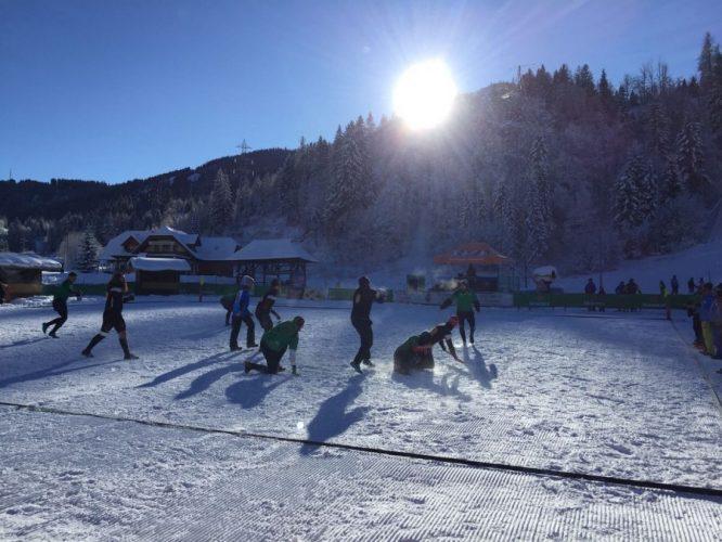 2017 gennaio 14-15 movita fisioterapia osteopatia udine snowrugby tarvisio campo pitch n 15