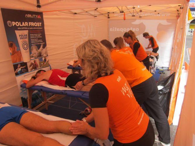 Movita fisioterapia osteopatia alla Maratonina Città di Udine 2013_4