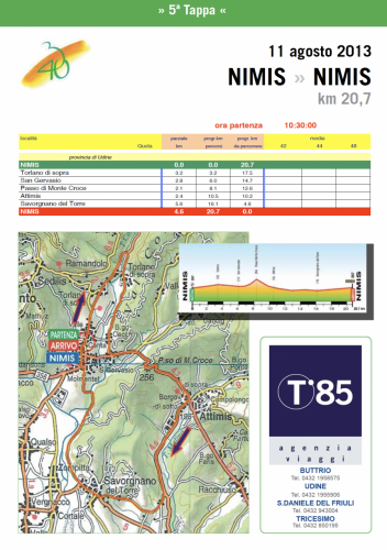 Giro ciclistico Internazionale del Friuli 10-11 Agosto 2013 Movita Udine_13