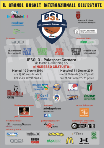 Movita Udine al XII BASKETBALL SUMMER LEAGUE TRIESTE_8
