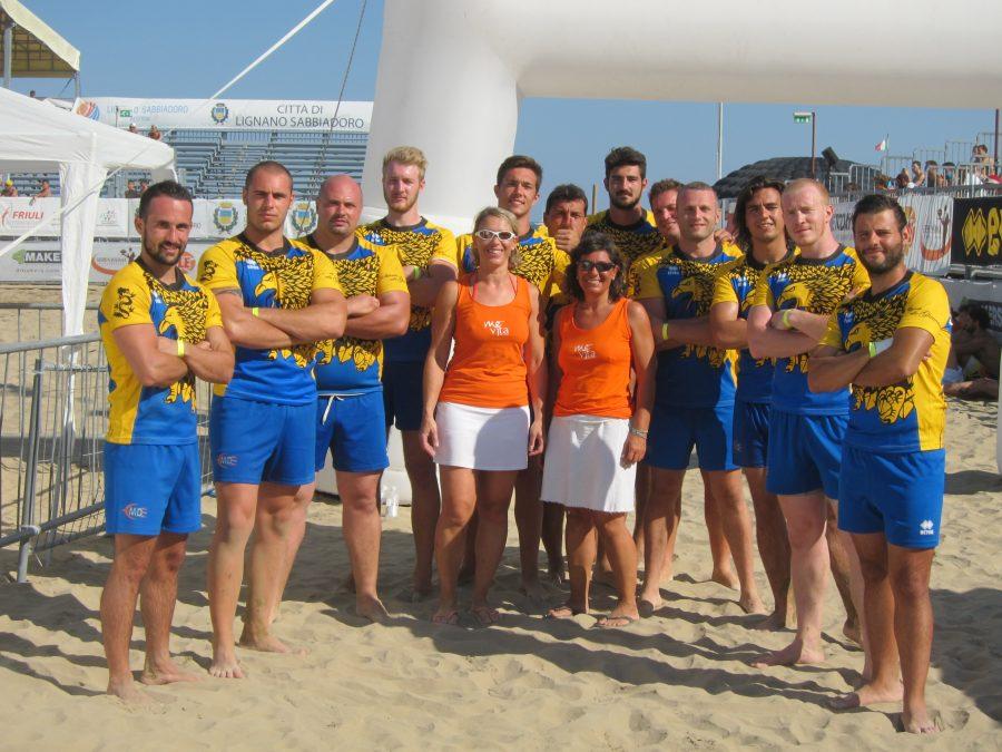 Movita Udine al Beach Rugby Lignano Sabbiadoro 2014_8